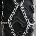 Jääketjut Diamond 23-25 tuuman renkaisiin 137 x 36 cm