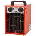 MEGANEX Sähkölämmitin 2 kW / 230 V