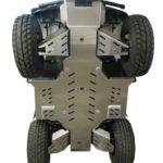 CECTEK 500 Gladiator alumiininen pohjapanssari
