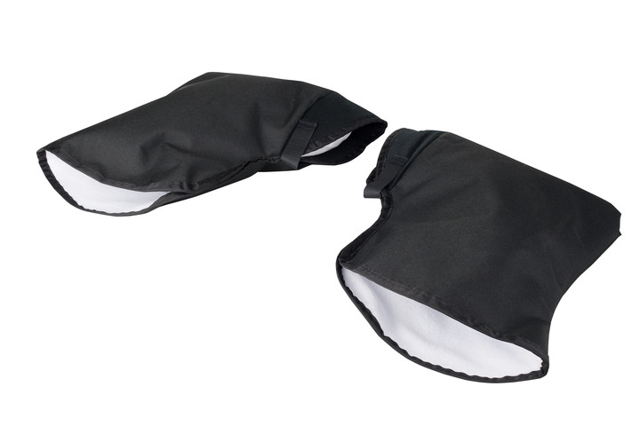 DICE HAND WARMERS BLACK