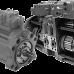 Hydrauliikkapumput ja moottorit